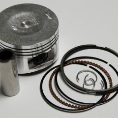 Cum repar : motor Robin Subaru EX 17 ( Segmentare )
